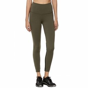 NIKE Epic Lux Running Training Tights Green XS